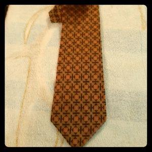 Banana Republic 100% Silk Mens Necktie